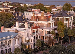 Real Estate in Charleston image of houses
